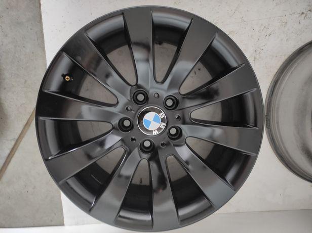 Felgi aluminiowe alusy oryginalne BMW E 60 R 17 5x120 otwór 72,5