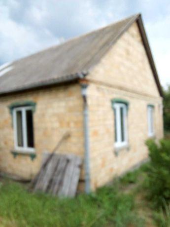 Продам дом в Фастовском р-не, 30 сот. земли.