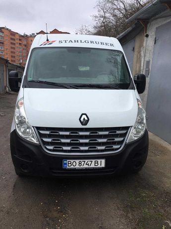 Renault Master 3 L2H2 2014р.