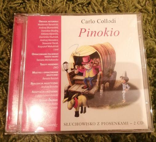 Audiobook Pinokio MP3