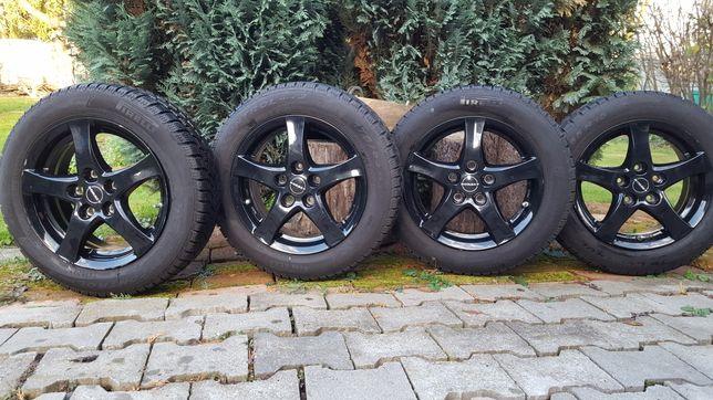 "Felgi Aluminiowe Koła MINI 5x112 ET 43 15"" Czujniki ciśnienia Borbet"