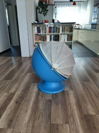 Jajo-fotelik do kręcenia, IKEA PS LOMSK fotel