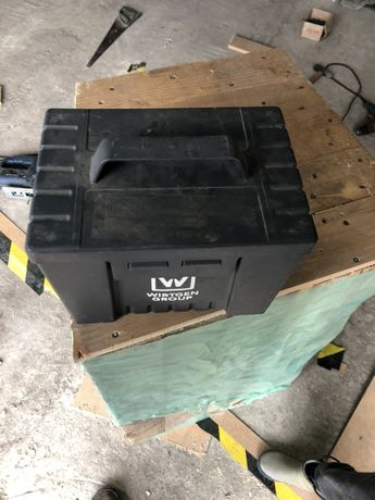 Ящики пластмасові