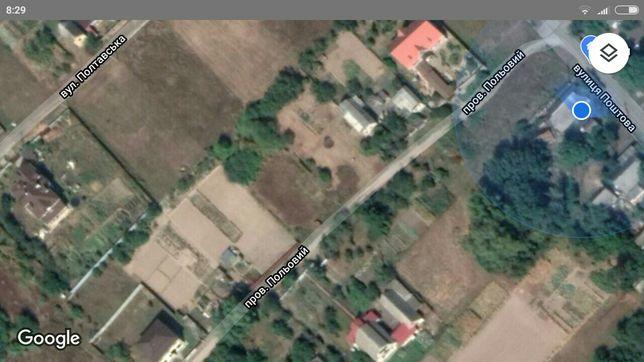 Перспективный земельный участок в Бучанском районе.