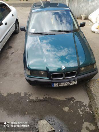 Продам автомобіль бмв е36
