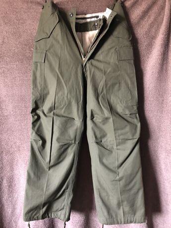 Полевые контрактные брюки армии США M-1951 + оригинальный лайнер