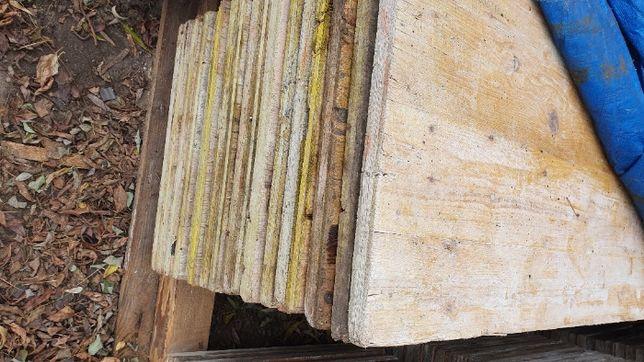 płyta wodoodporna trójwarstwowa doka peri 21mm