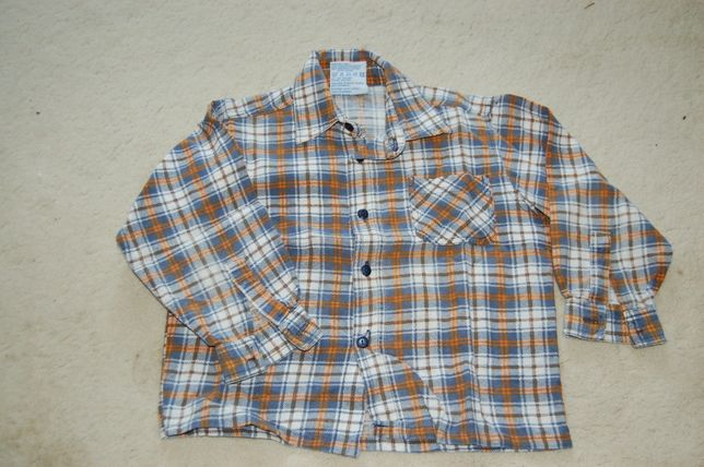 Koszula flanelowa r.92