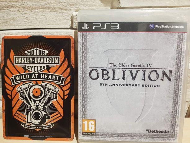 Ps3 Oblivion 5th Anniversary Edition 2x CD