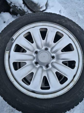 Felgi stalowe 16' 5x112 Skoda Octavia 3 VW 5x112