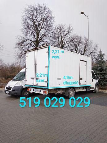 przeprowadzki transport 100zl agd rtv bagażówka wnoszenie montaż mebli