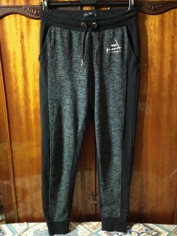 Спортивные штаны джоггеры утеплённые домашние F&F  S-M-L