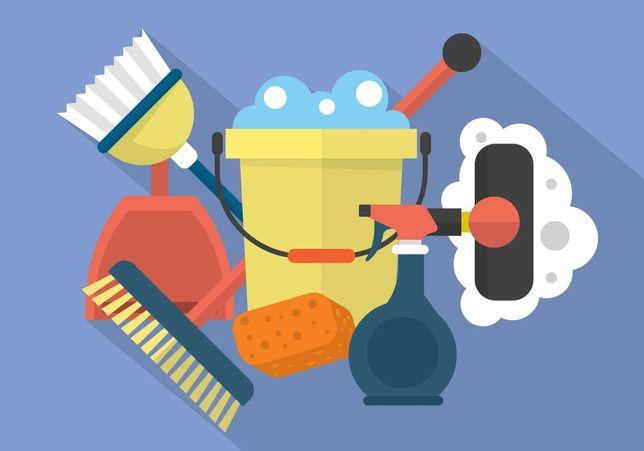 Usługi sprzątania/utrzymanie bieżące posesji