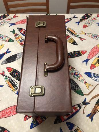 Caixa taco golfe portatil (escritorio)