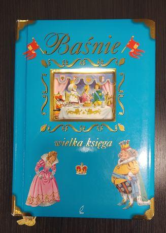 Baśnie - wielką księga