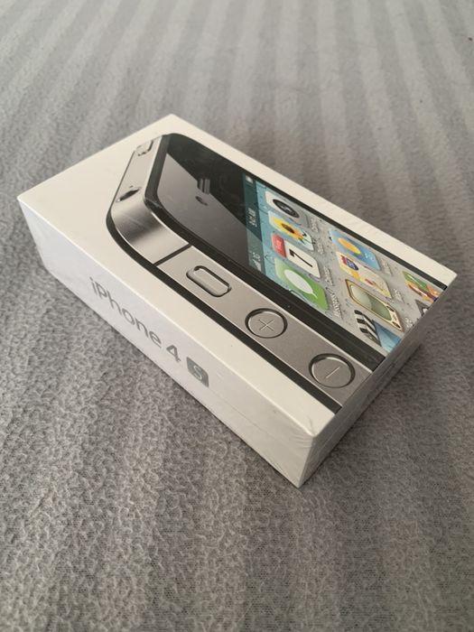 Fabrycznie nowy (zafoliowany) Apple iPhone 4S 16GB black - iOS 5! Poznań - image 1