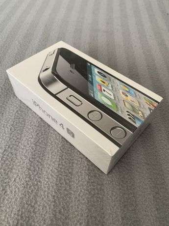 Fabrycznie nowy (zafoliowany) Apple iPhone 4S 16GB black - iOS 5!
