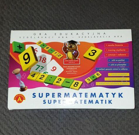 Gra Supermatematyk
