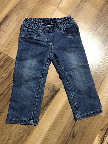 Детские теплые джинсы Lupilu
