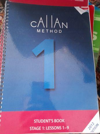 Callan Method 1 student's book