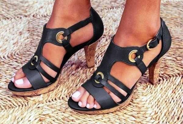 Sapatos / Sandálias ideais para esta Primavera / Verão n.º 36