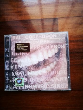 Alanis Morissette - Sposed Former Infatuation Junkie CD