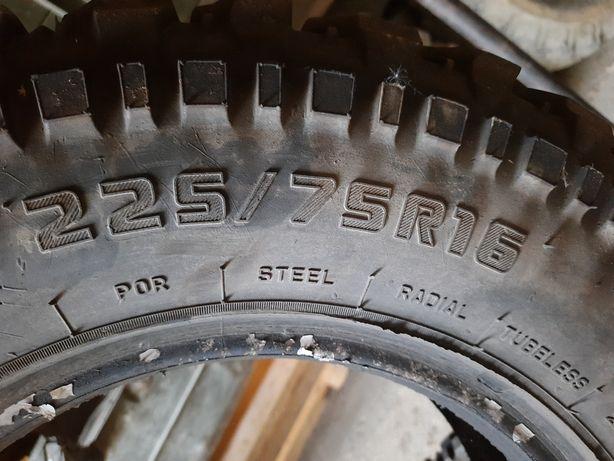 Продам колеса шини 225/75 R16