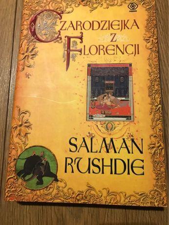 """""""Czarodziejka z Florencji"""" Salman Rushdie"""