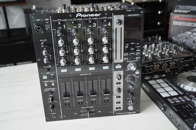 Pioneer DJM 750 Gwarancja Skup Zamiana CDJ 700/800/850/900/2000/nexus