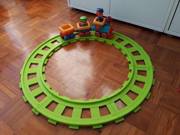 Pista comboio (pilhas) Imaginarium (2-3 nos)