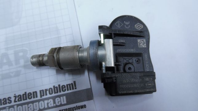 4szt. Czujniki TPMS Renault - Continental , ANDAR Opony Zielona Góra