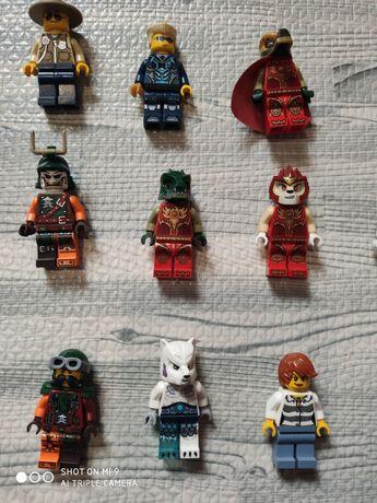 Лего мініфінурки lego minifigures різні серії