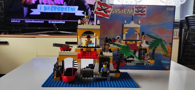 Lego pirates 6263 Imperial Outpost