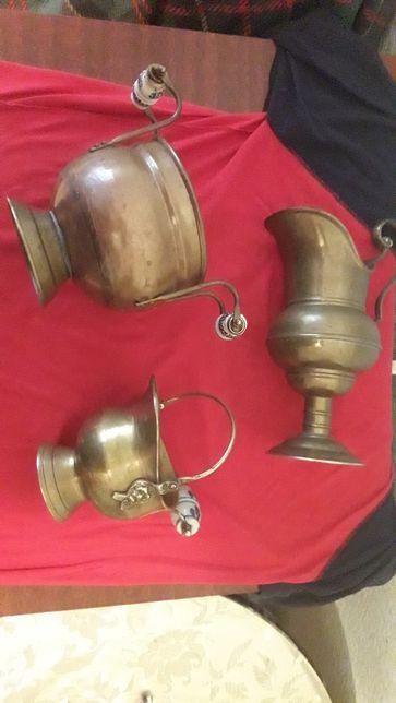 Ручная робота. Старинные предметы быта.Медь,латунь,керамика