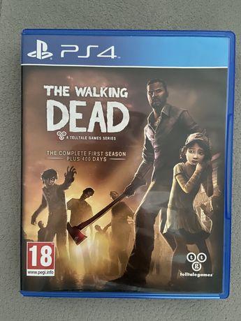 The Walking Dead Season 1 + 400 Days Dlc PS4