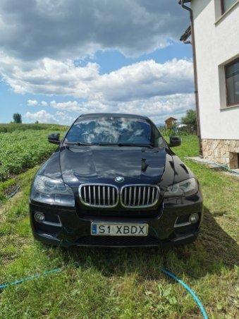 BMW X6 4.0d Faktura VAT. 100% bezwypadkowa Łazy Biegonickie - image 1