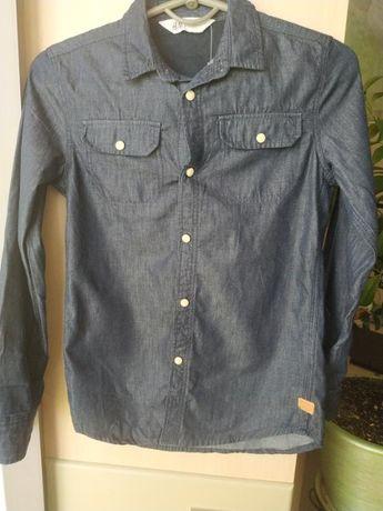 H&M рубашка на кнопках