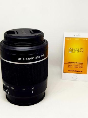 Obiektyw Sony Alfa 55-200 DT 4-5,6 !! od Halogsm !!