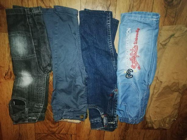 Spodnie dżinsowe różne rozm