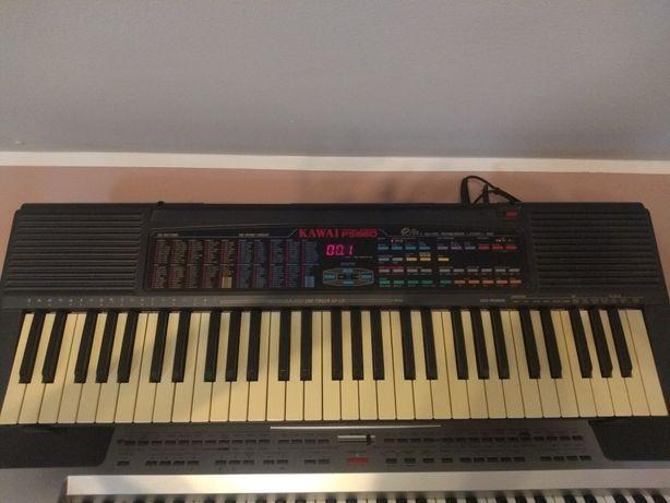Keyboard Kawai fs680 MIDI