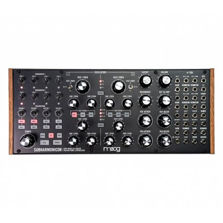 MOOG Subharmonicon – Syntezator Analogowy