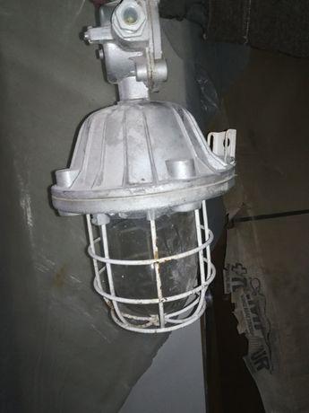 lampa kopalniana wisząca w klace