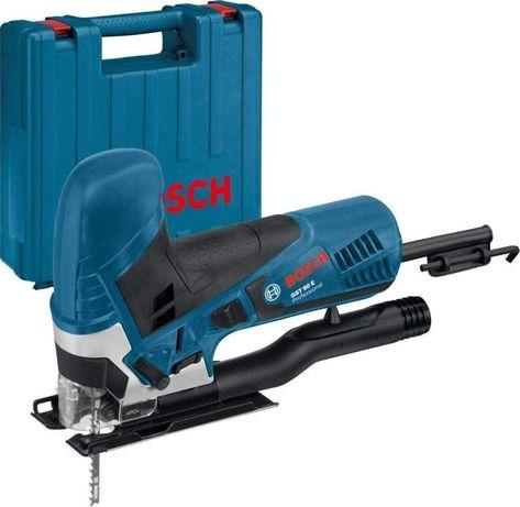 Wyrzynarka BOSCH GST 90 E walizka w zestawie 650W