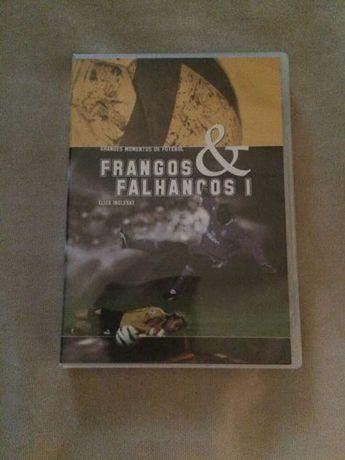 """DVD """"Frangos e Falhanços"""""""
