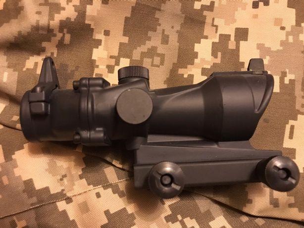 ACOG G&P 4x32 forças especiais com miras metálicas