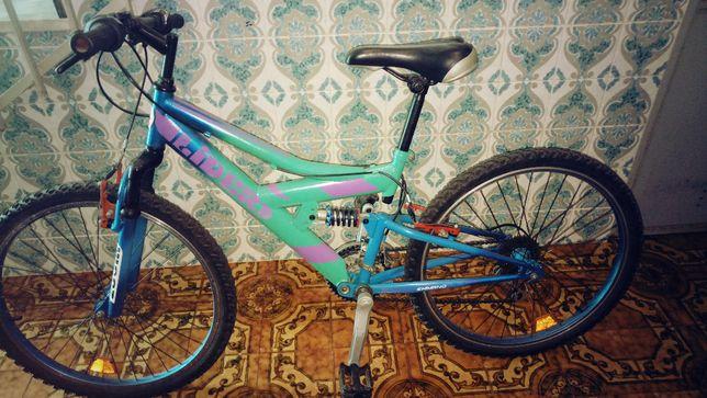 """Bicicleta montanha 24"""""""