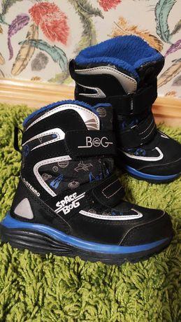 Термо чобітки BG termo -  оригінал.