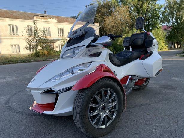 Can-Am Spyder 1300 2014 г.в.
