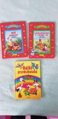 Trzy książki - jedna cena !!!