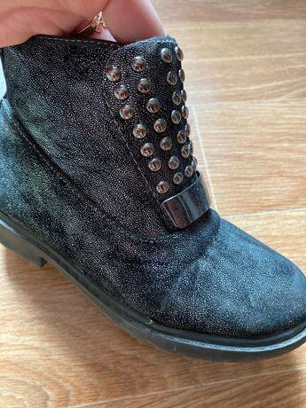 Ботиночки ботинки сапожки для девочки